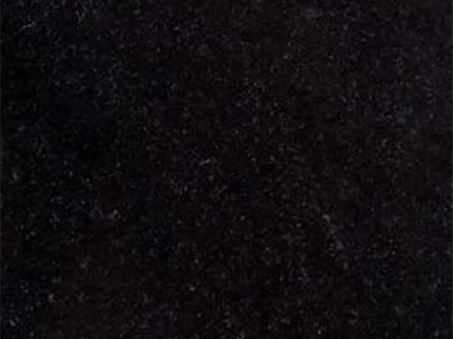 An Khe Black Granite-(Vietnam)