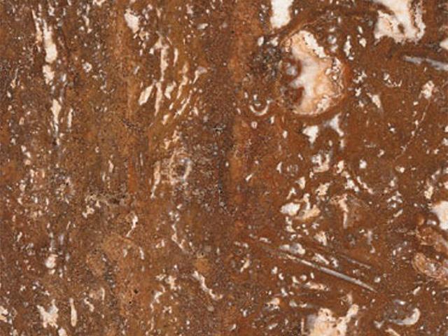 Travertine Rosso Marble-(Iran)