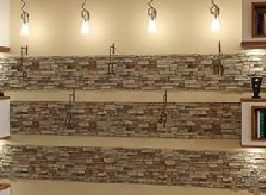 HOW TO COMBINE NATURAL STONE IN INTERIOR DECORATION TO BRING THE BEST EFFECT