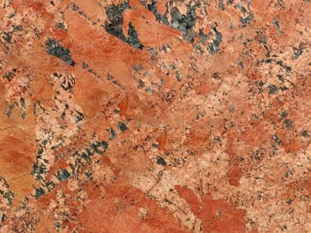 Alaska Red Granite- (India)