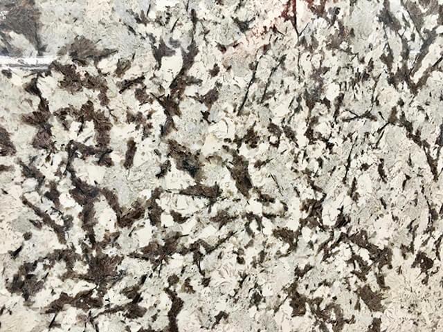Delicatus White Granite- (Brazil)