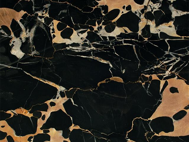 Golden Portoro Marble- (Pakistan)