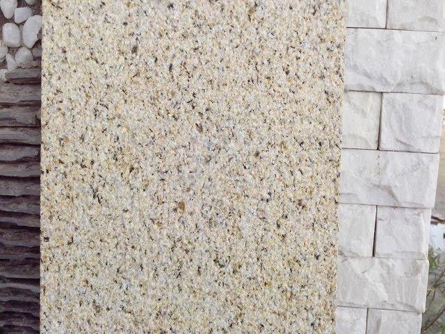 Brush Harmmer Yellow Binh Dinh Granite