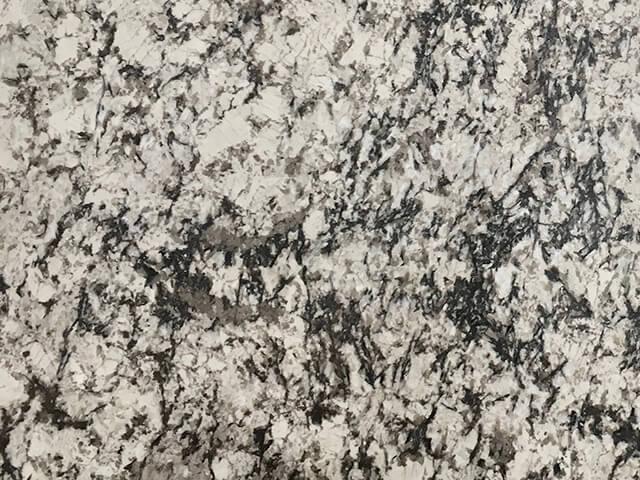 White Orion Granite- (Brazil)