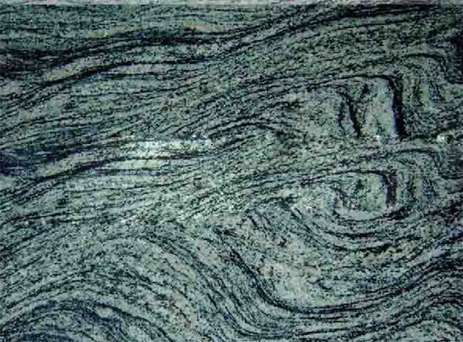 Green Juparana Granite