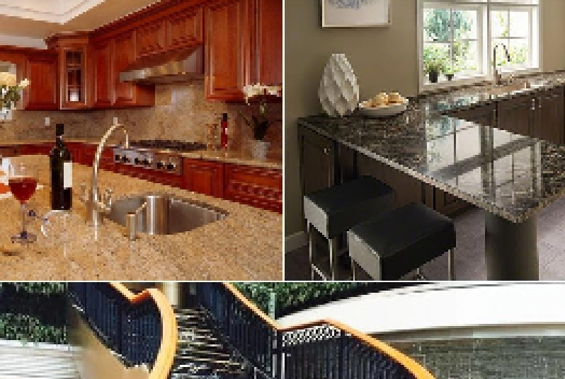 THE MANY USES OF GRANITE